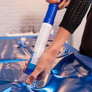 Luft in der Wassermatratze und wie man diese entfernt
