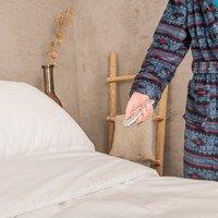 Lindert ein Wasserbett Arthrose Beschwerden?